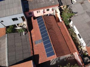 Sistema de 3,84 kWP, Belo Horizonte MG, Economia anual de aproximadamente R$ 4.930,00 (2)